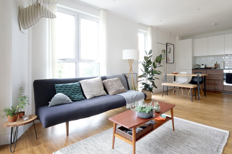 A Nordic Style London Flat European Home Decor Living Room Scandinavian Home Decor