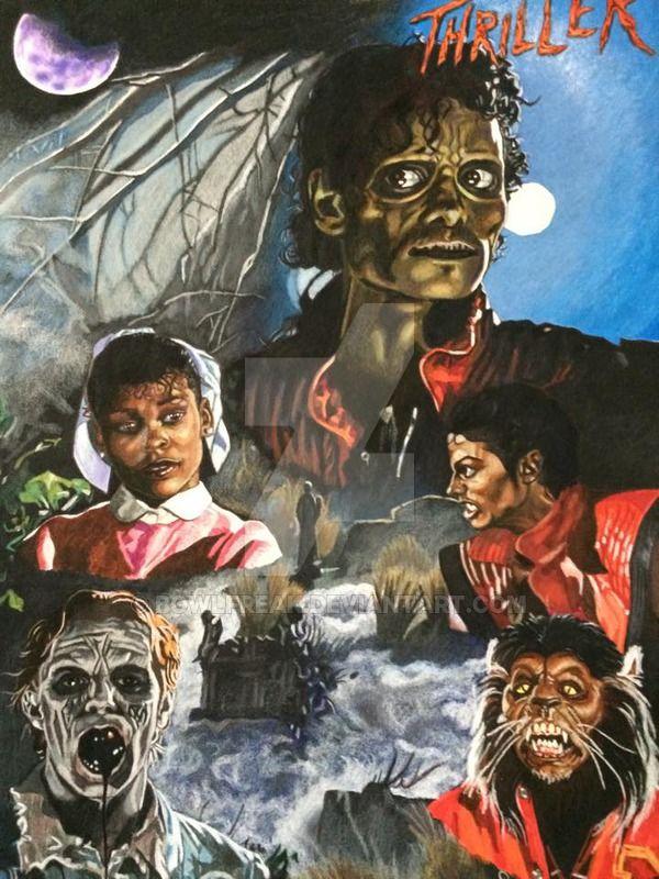 Thriller by BowlFreak Michael jackson wallpaper, Michael