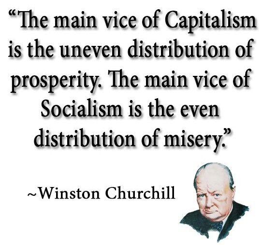 18 Traditional Capitalist Ideas Socialism Politics Capitalism