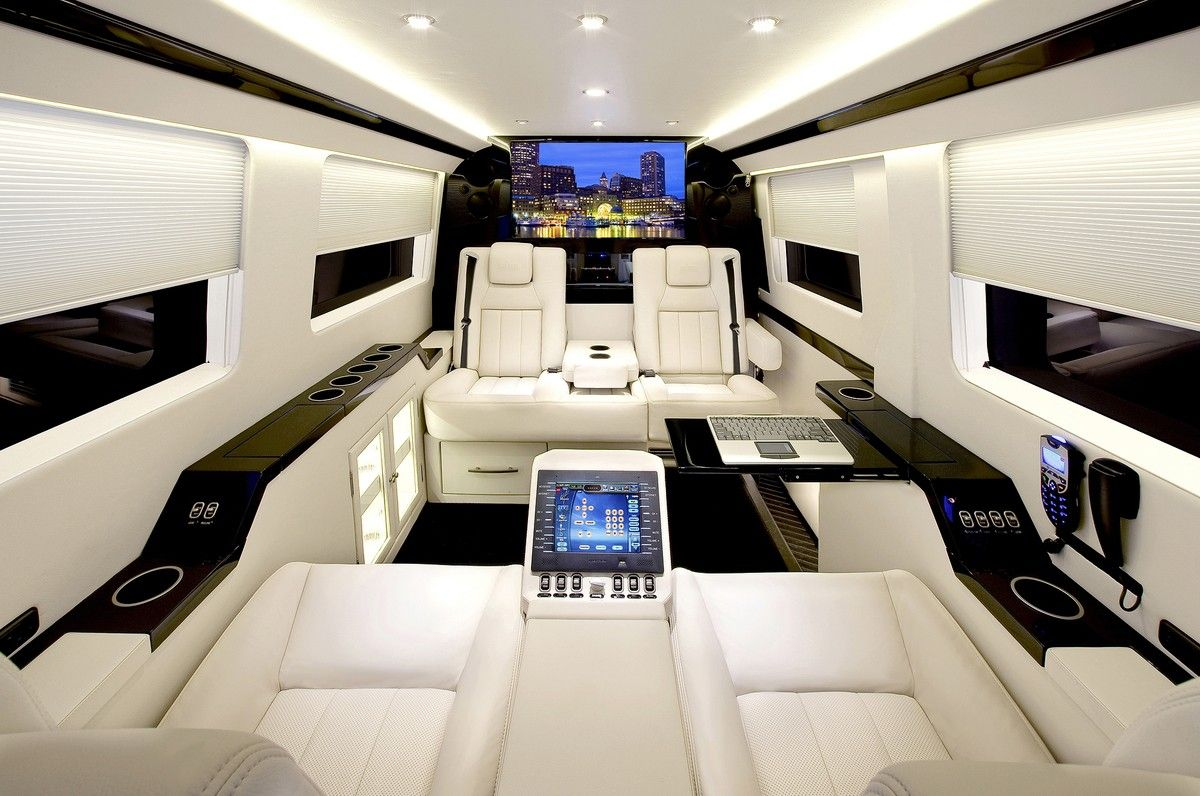 Sprinter jetvan a private jet on the open road private jets