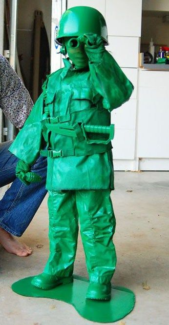 toy army guy costume