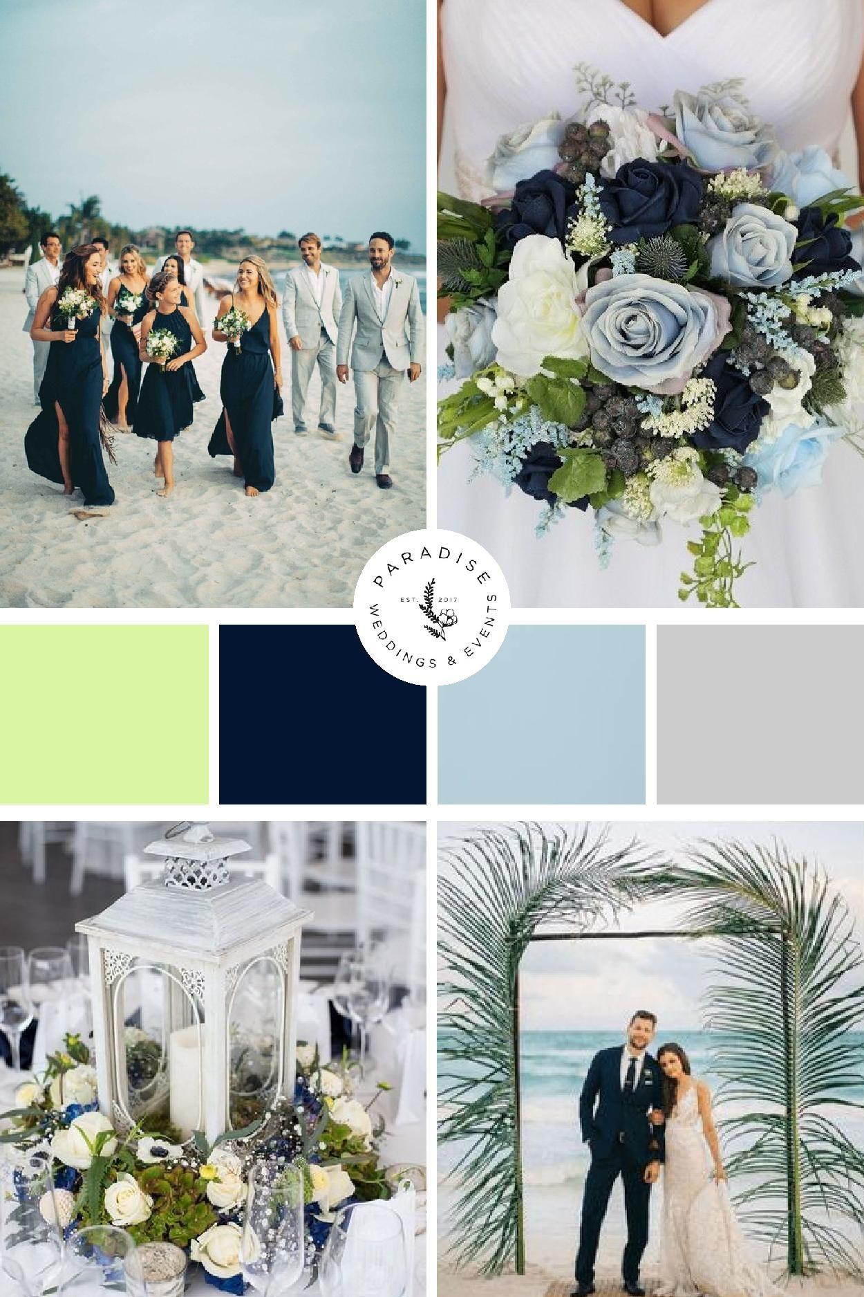 Beach Wedding Colors Beach Wedding Colors Schemes Light Blue Weddings Theme Blue Green Wedding Colors