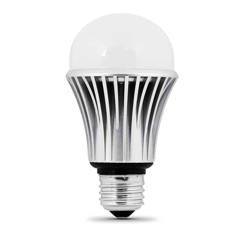 Energy Earth Feit LED 7.5 Watt (40W) Dimmable A19 Warm White (3000K ... for Electric Lamp Png  166kxo