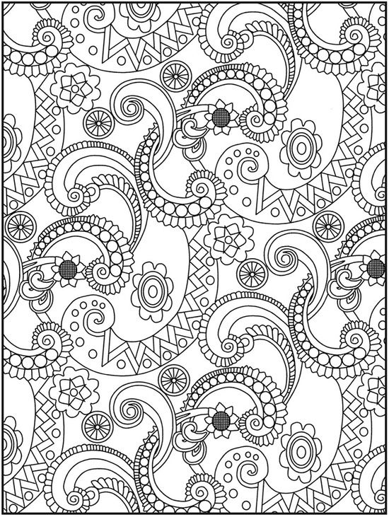detailed coloring pages for older kids this one is free the