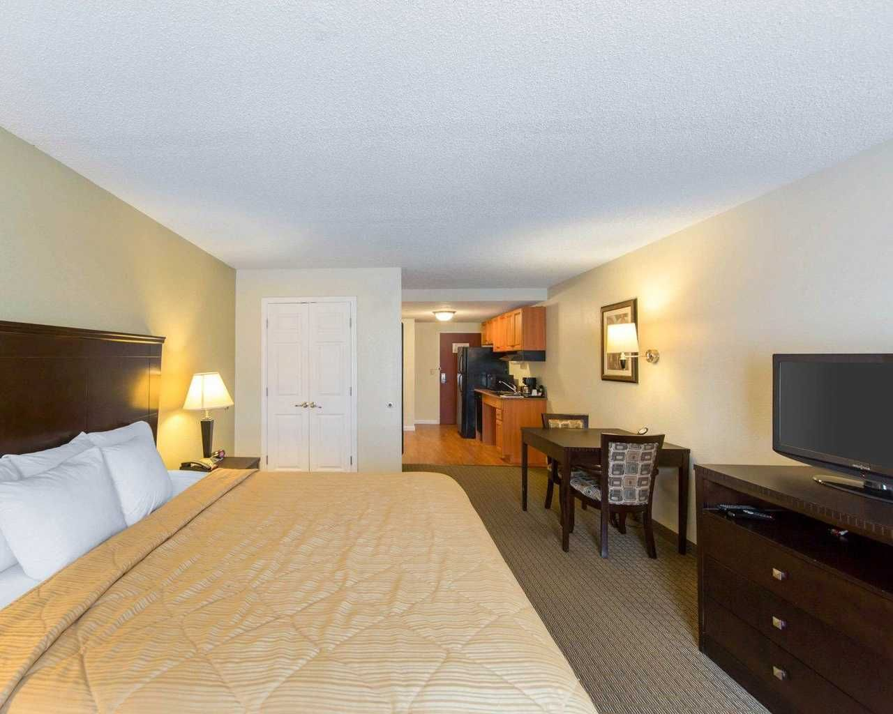 Stay At Knoxville Extended Stay Hotel Offering Amenities Like Free
