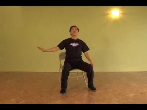 Sheng Zhen Healing Gong I: Movements 1-5 - YouTube