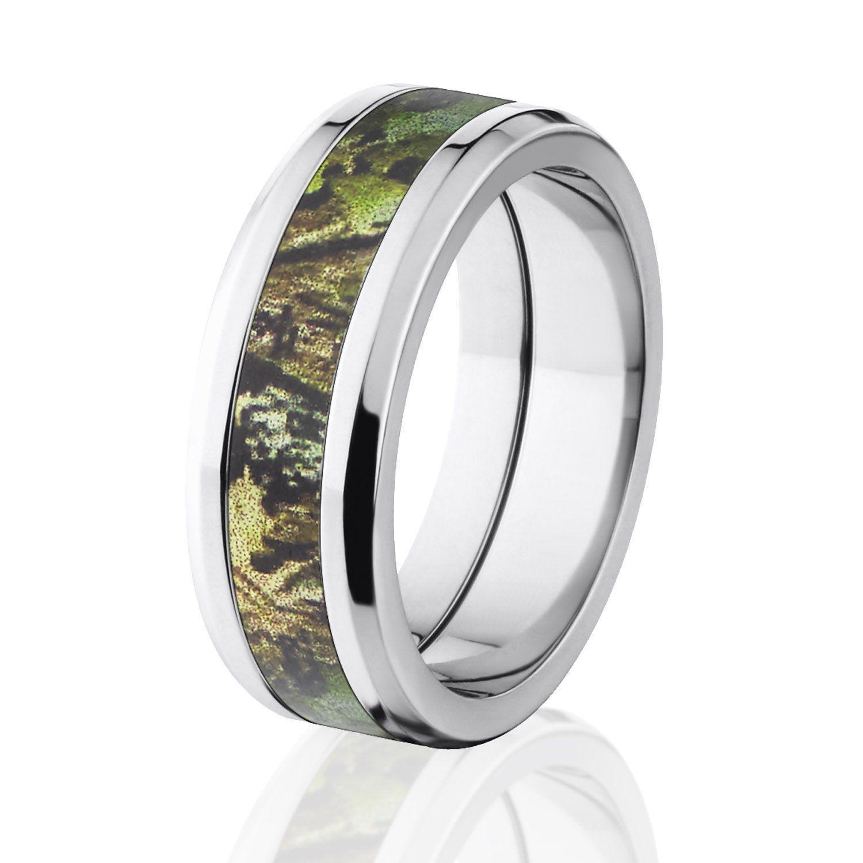 camo wedding rings | awwwww | Pinterest | Camo wedding, Camo wedding ...