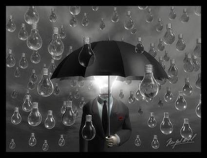 los sentidos y el mundo sensible no nos hacen llegar hacia la verdad, si no la razón.