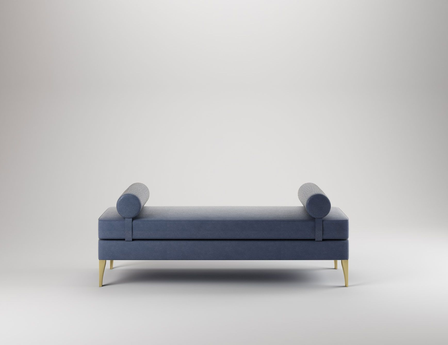 view chaise la de design bench chloe by milk double