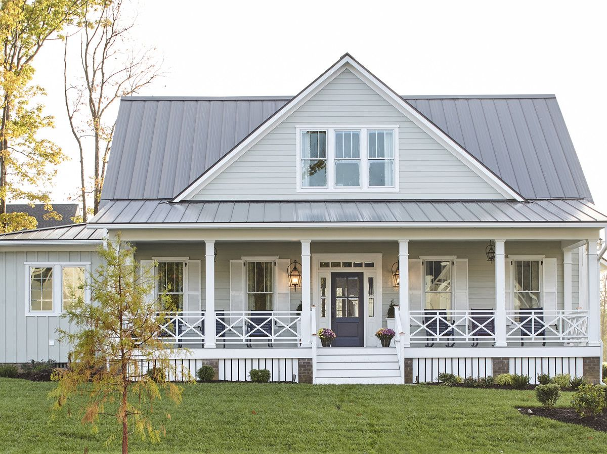 Why We Love House Plan 1936 Modern farmhouse exterior