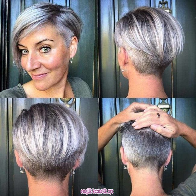 32++ Pixie cuts for thick hair over 50 ideas