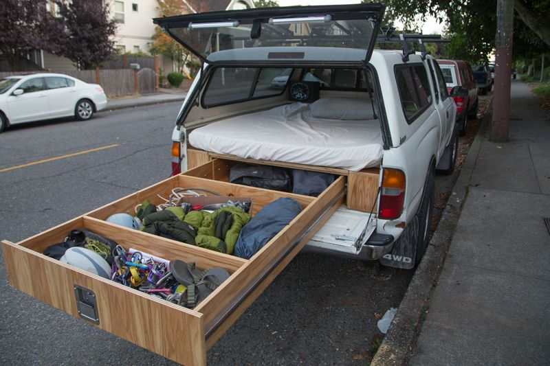 how to make adventure truck diy crafts drawers cars and create