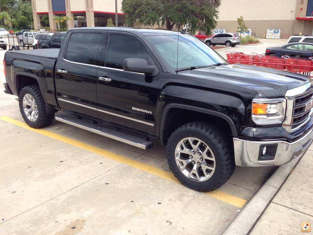2014 gmc sierra leveling kit data set. Black Bedroom Furniture Sets. Home Design Ideas