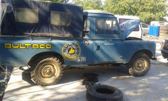 Mil Anuncios Land Rover Venta De Coches 4x4 Todoterreno De