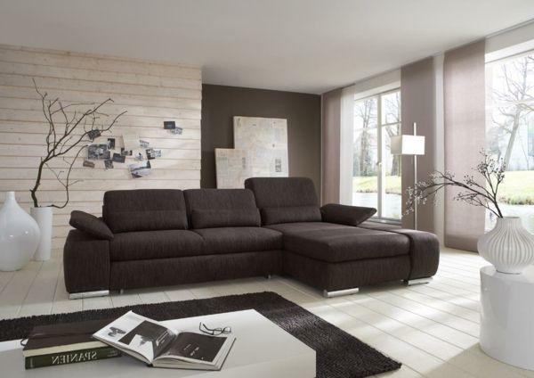 design#5001005: braun weiss wohnzimmer ? wohnzimmer ideen braun ... - Moderne Wohnzimmer Braun