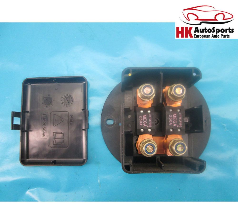 hight resolution of jaguar x308 xjr xj8 engine motor master battery fuse box protection jaguar 1998 to 2003