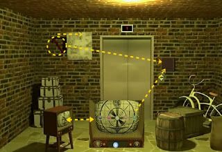 Floors Escape Level 1 Guide Best Games Game App Paper Lamp