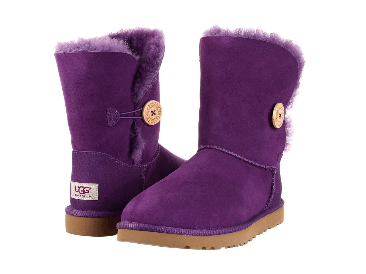 Purple Ugg boots... 3 in one! Purple, Australian and Shoes!!
