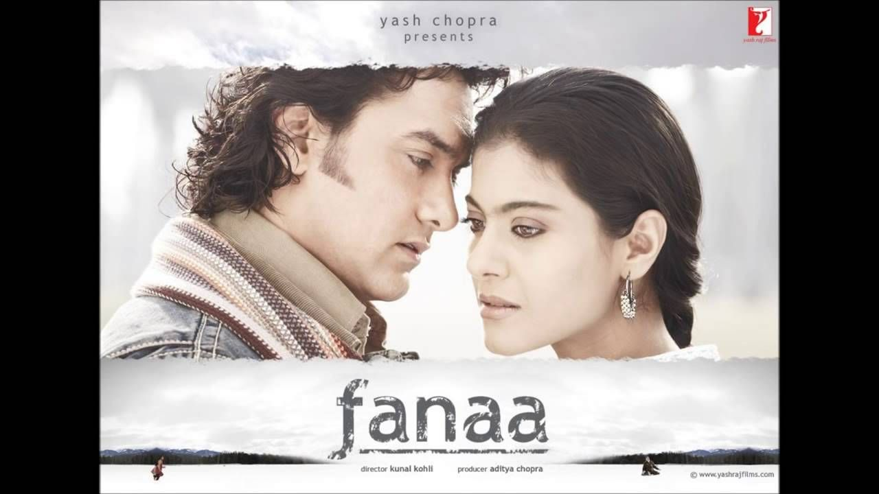 Fanaa Film Muzigi Mere Haath Mein Fanaa Film Bollywood Movies Romantic Movies