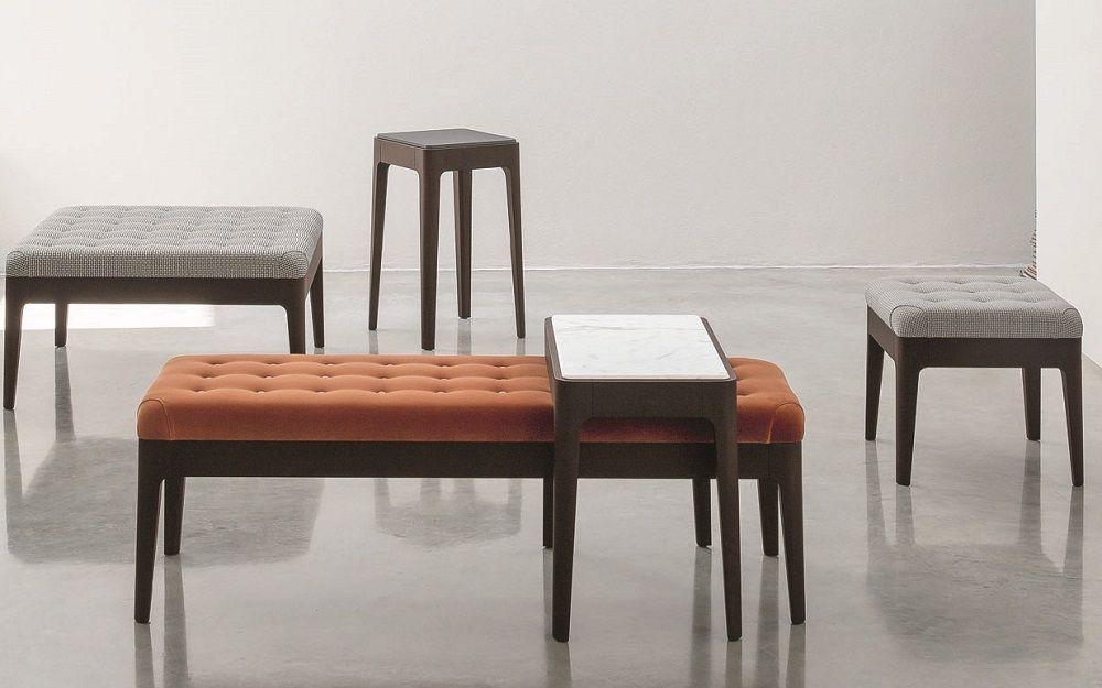 Chairs · Porada Webby Bench