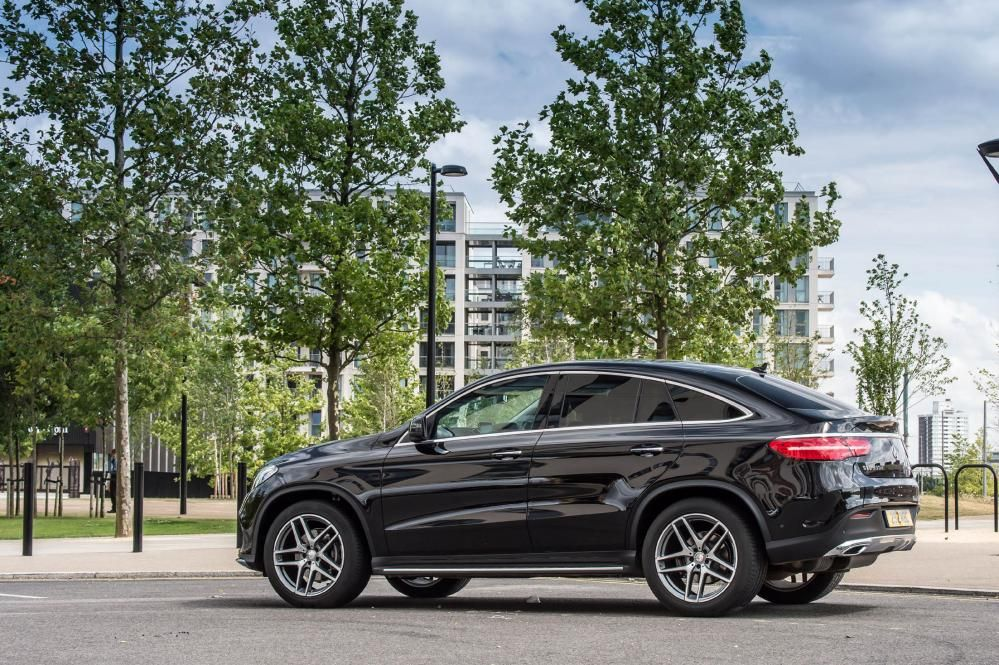 mercedes benz gle 350d 4matic amg line coupe eurekar mercedes pinterest. Black Bedroom Furniture Sets. Home Design Ideas