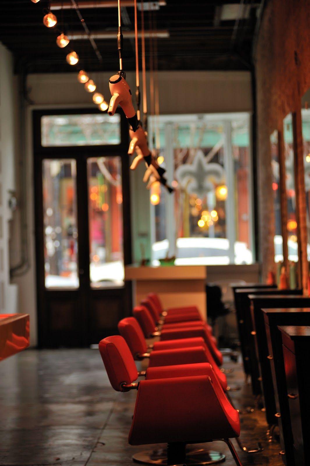 Color Bar Salon, NOLA. Keri is a blonde\'s best friend! | Salon ideas ...