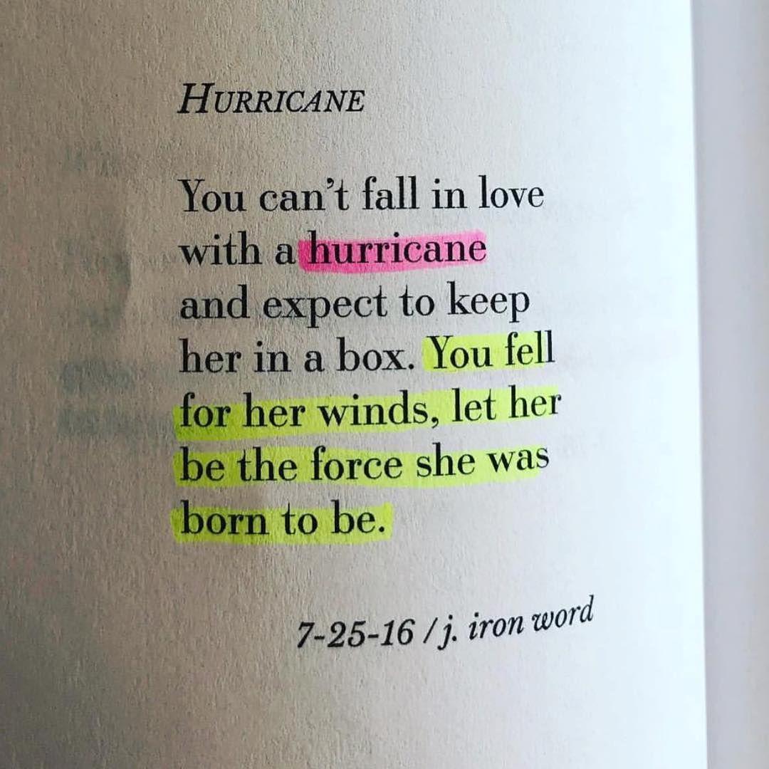 Hurricane Hurricane Quotes Quotes That Describe Me Words
