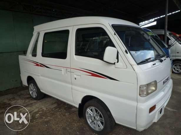 23e2f53c37e View Suzuki Multicab Scrum 4x2 Double Cab AT White for sale in Cebu ...
