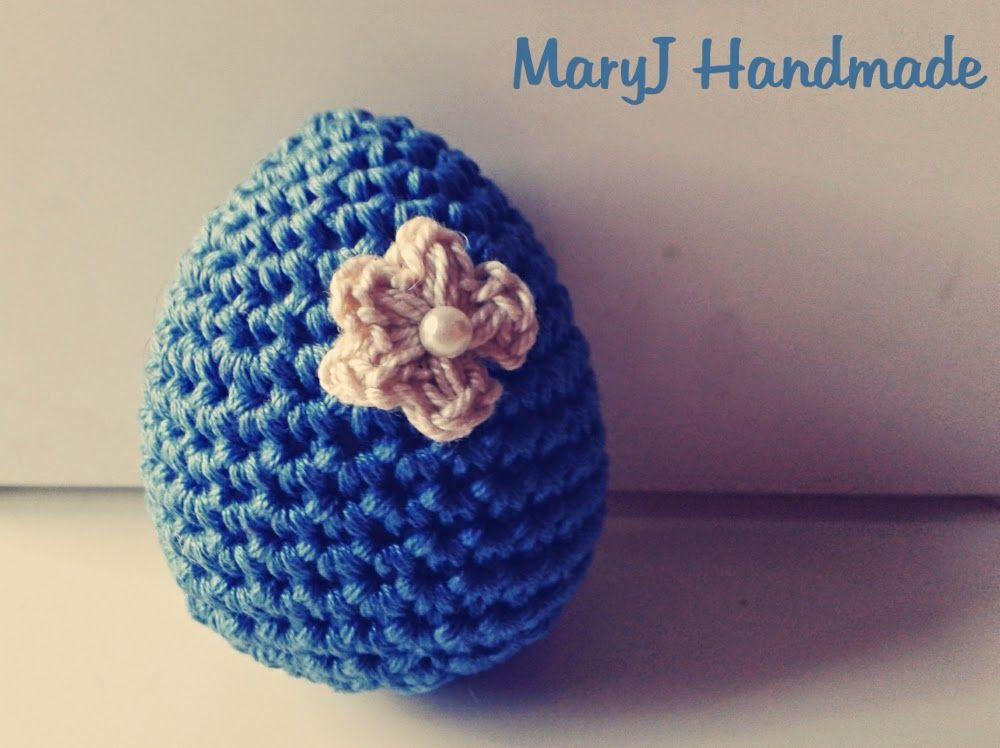 Tutorial Elfi Amigurumi : Maryj handmade tutorial pulcino e uova amigurumi paste crochet