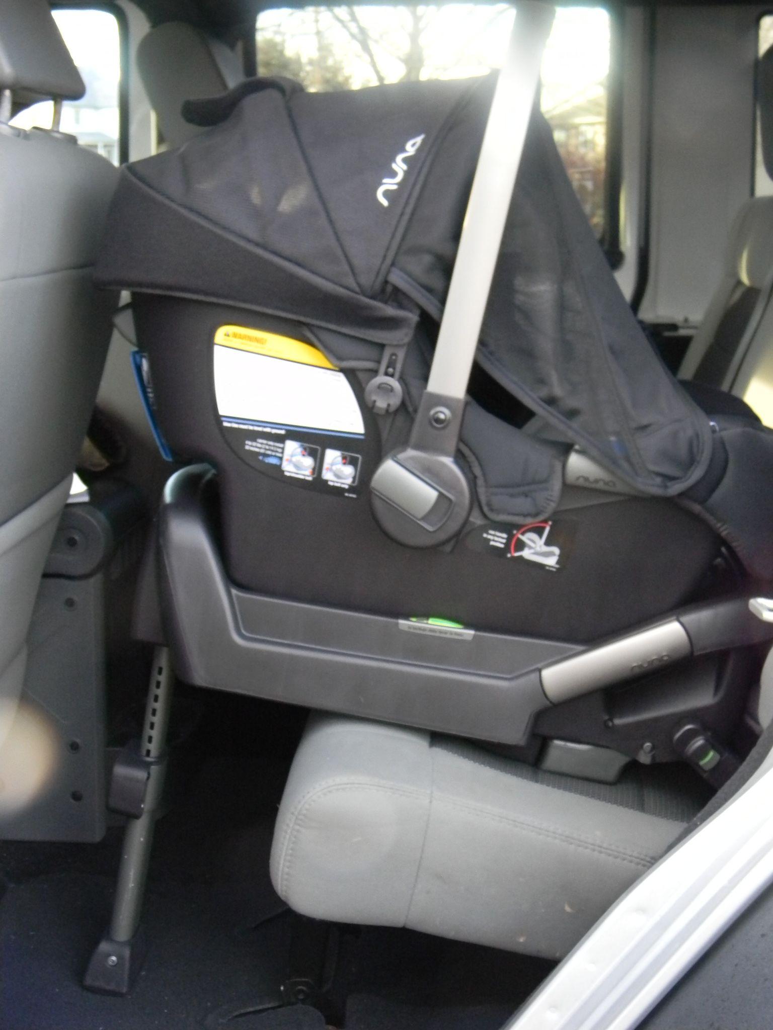 45++ Nuna pipa car seat installation ideas
