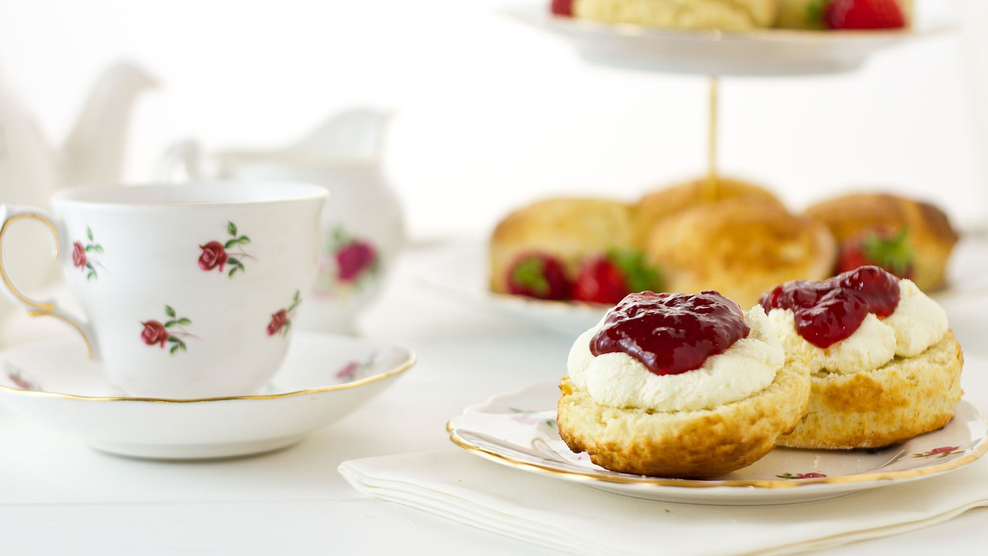 Photo of How to make the perfect scone | OverSixty