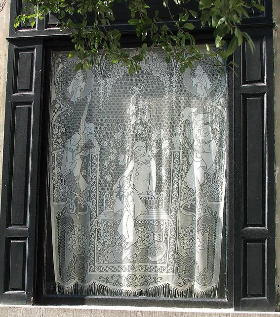 Brussels Window Lace Curtains Vintage Lace Curtains Lace Window