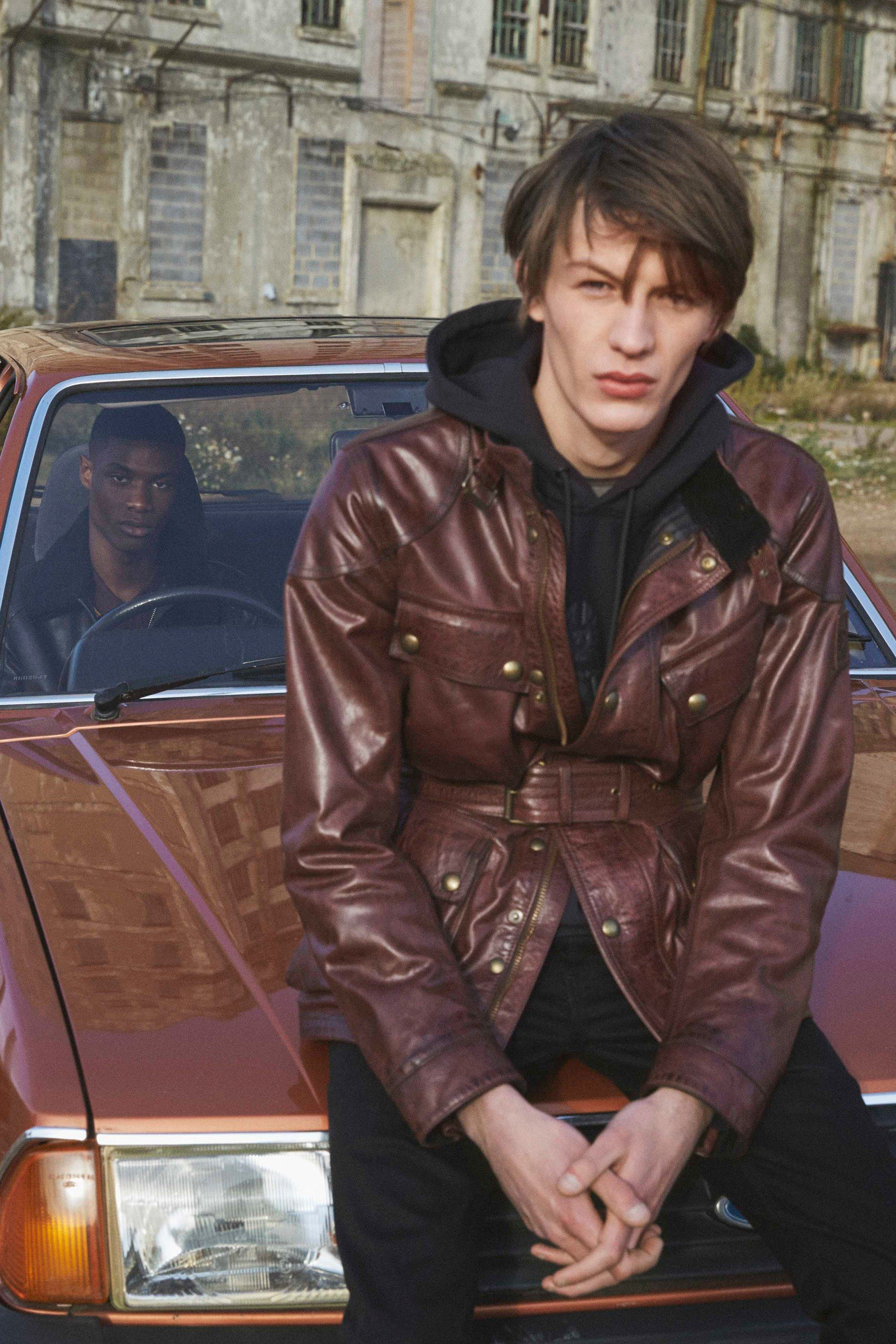 708c122ef180 See the complete Belstaff Fall 2018 Menswear collection.