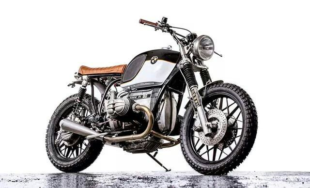 BMW R80 by Down & Out