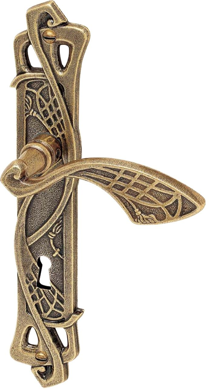 Art Deco Lever Handle | Homestyle | Pinterest | DOOR JEWELRY ...