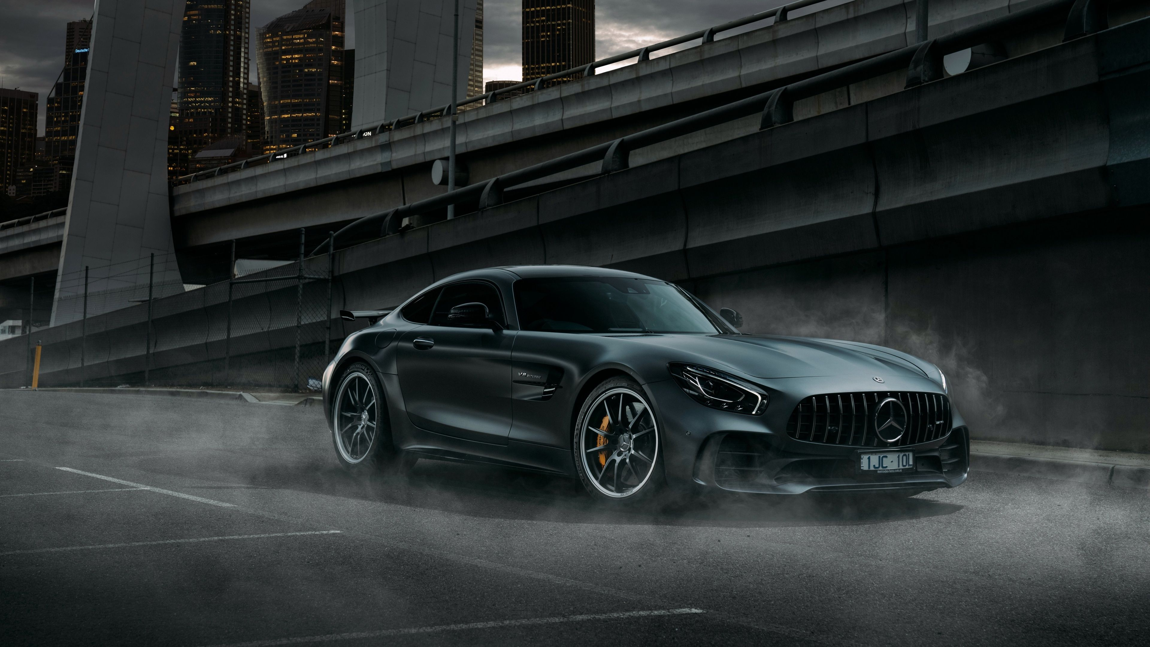Wallpaper 4k 2018 Mercedes Benz Gt R Amg 2018 Cars Wallpapers 4k