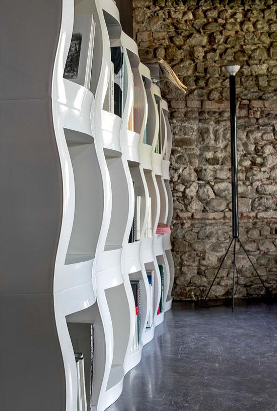 magis | boogie woogie shelving system design stefano giovannoni, Attraktive mobel