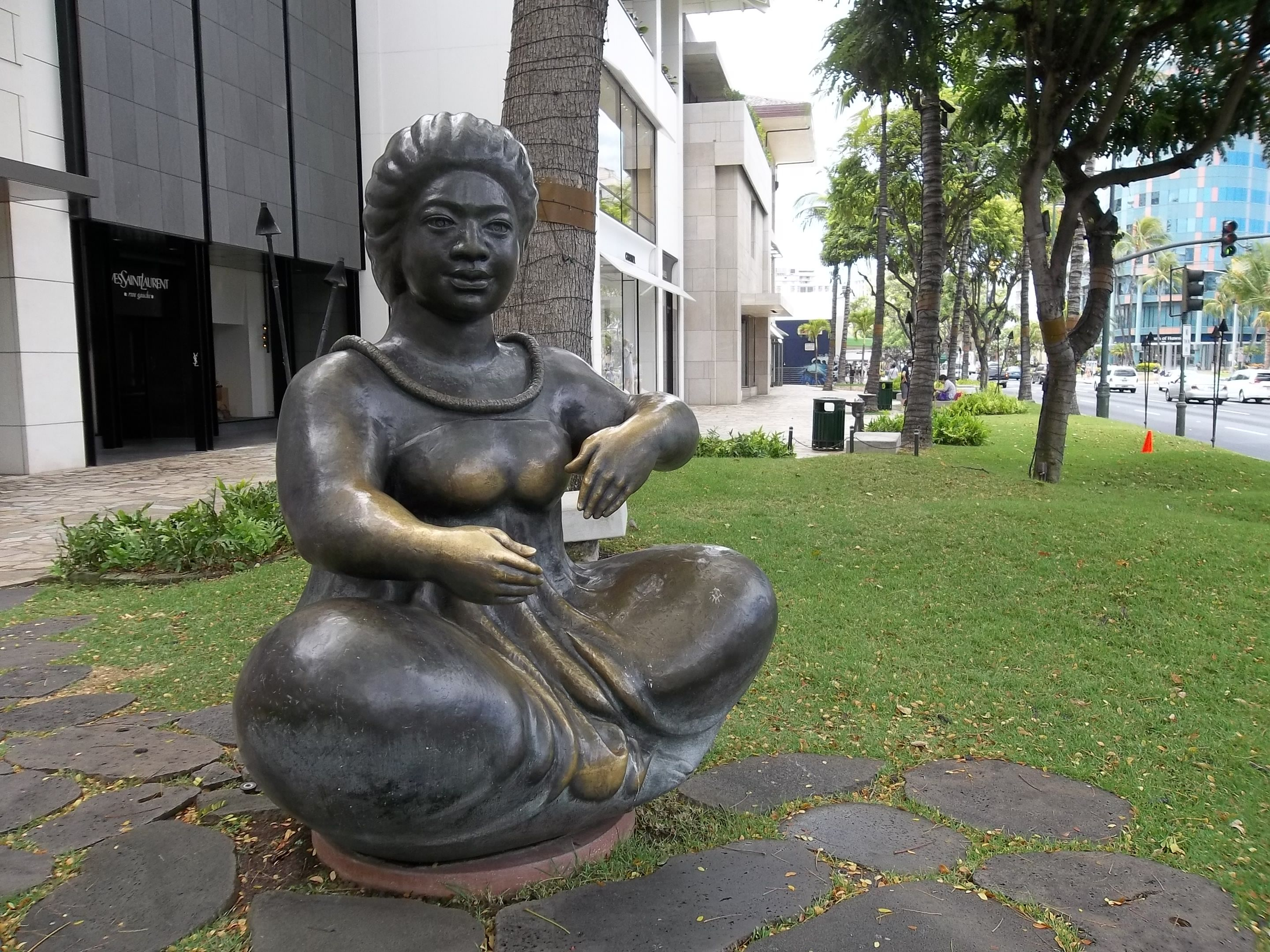 This statue is called