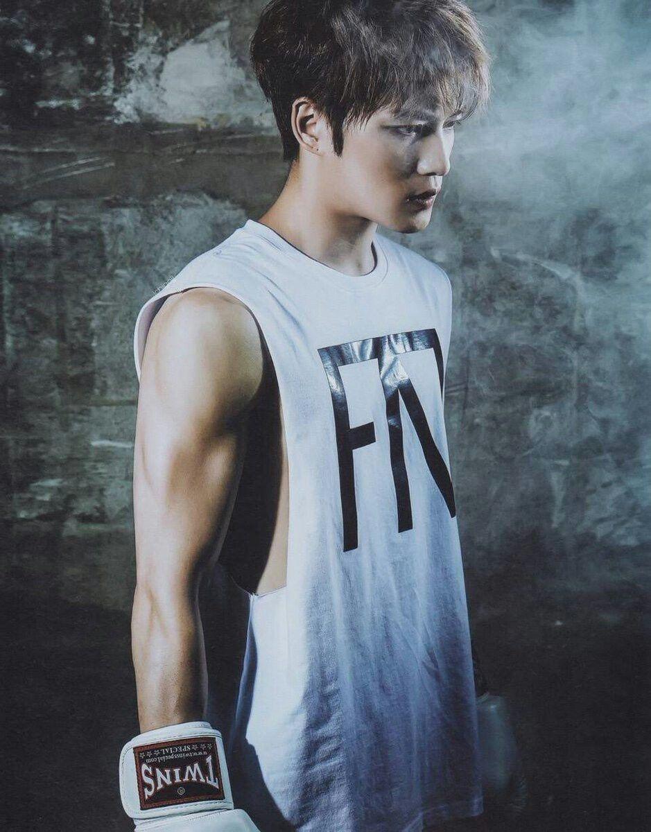 Kim Jaejoong for HERO Photobook