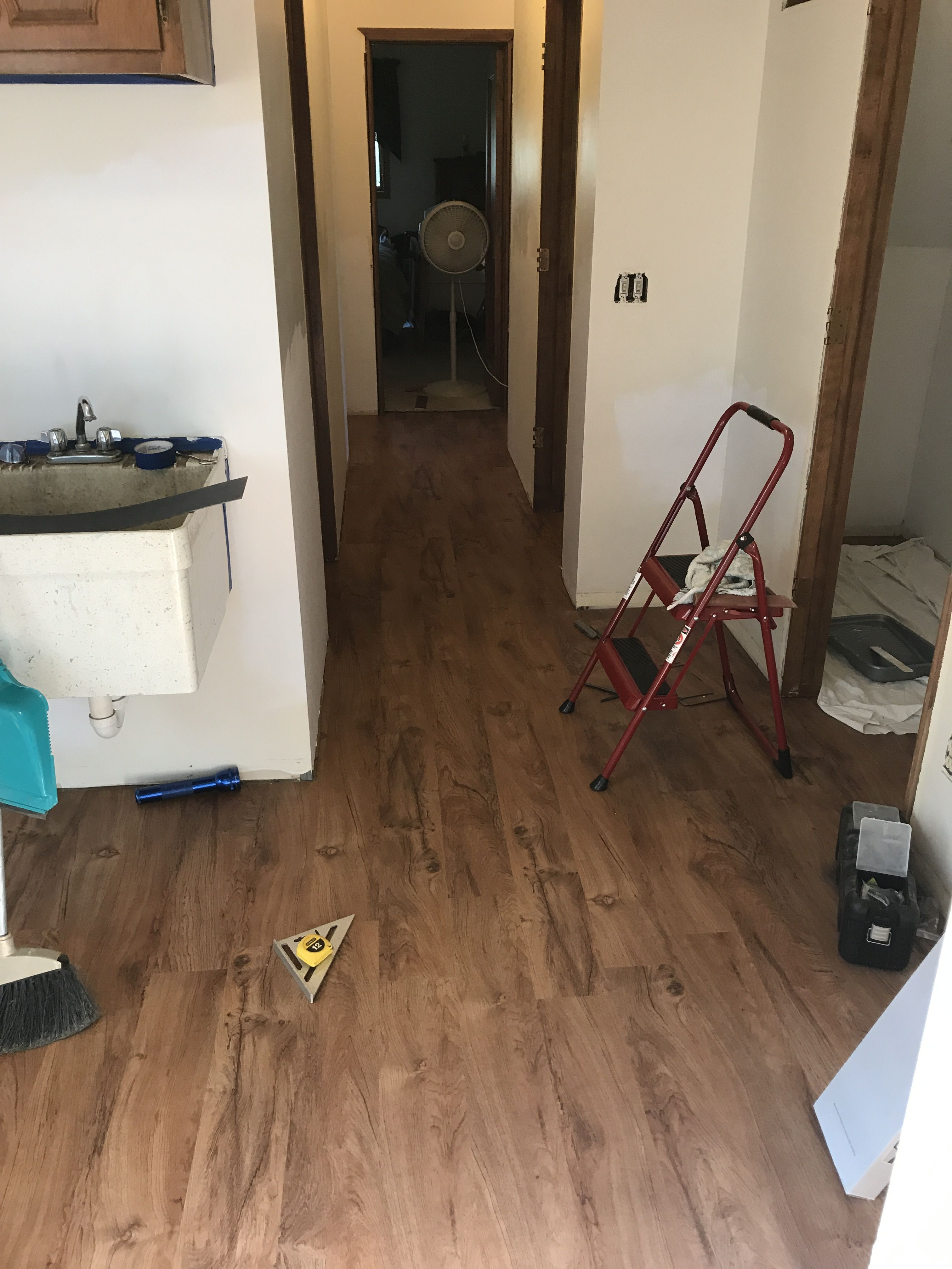 awesome flooring peel pallet and vinylank stick laminate wood kitchen vs of vinyl lovely shop wall planks floors look at lowes chair floor
