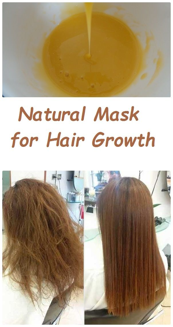 natural mask for hair growth beaut sant nettoyage nature pinterest. Black Bedroom Furniture Sets. Home Design Ideas