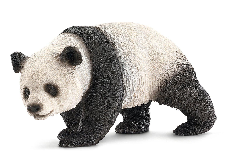 Schleich Female Giant Panda Toy Figure Toys