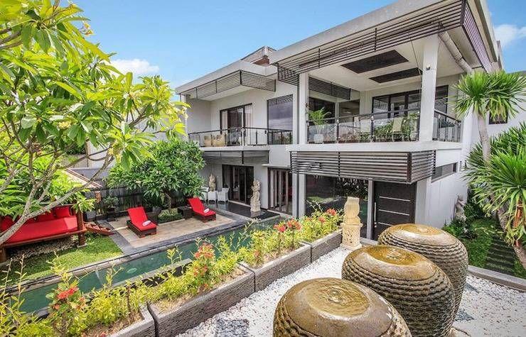 Harga Hotel Villa Cascade Bali Idnhotel Com Villa Hotel Bali