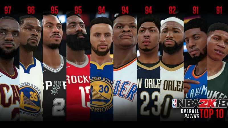 NBA 2K18 1 05 UPDATE now available for download - Patch Notes