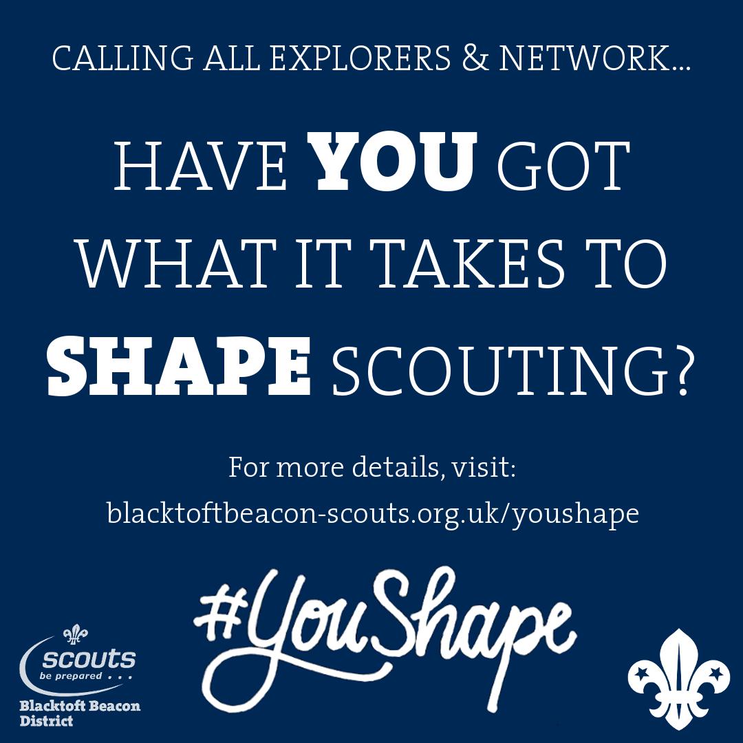 you shape scouts - Google Search