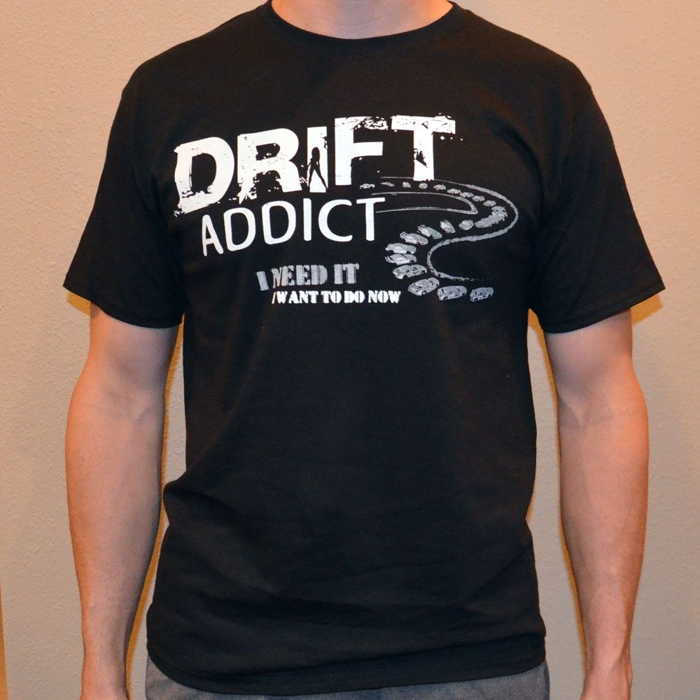Nissan 200sx S13 Boost Addiction T-shirt Drift fun 7TOwjnNmo