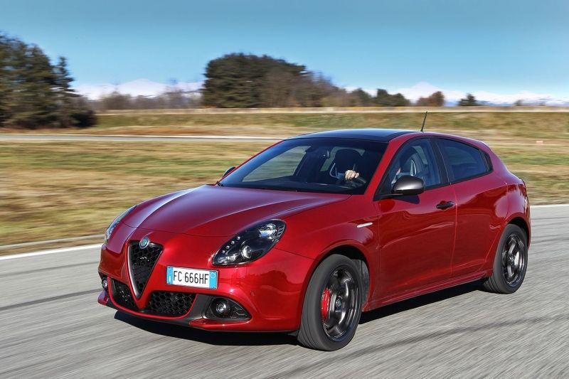 Alfa Romeo Contract Hire Includes The Following For The Term Of