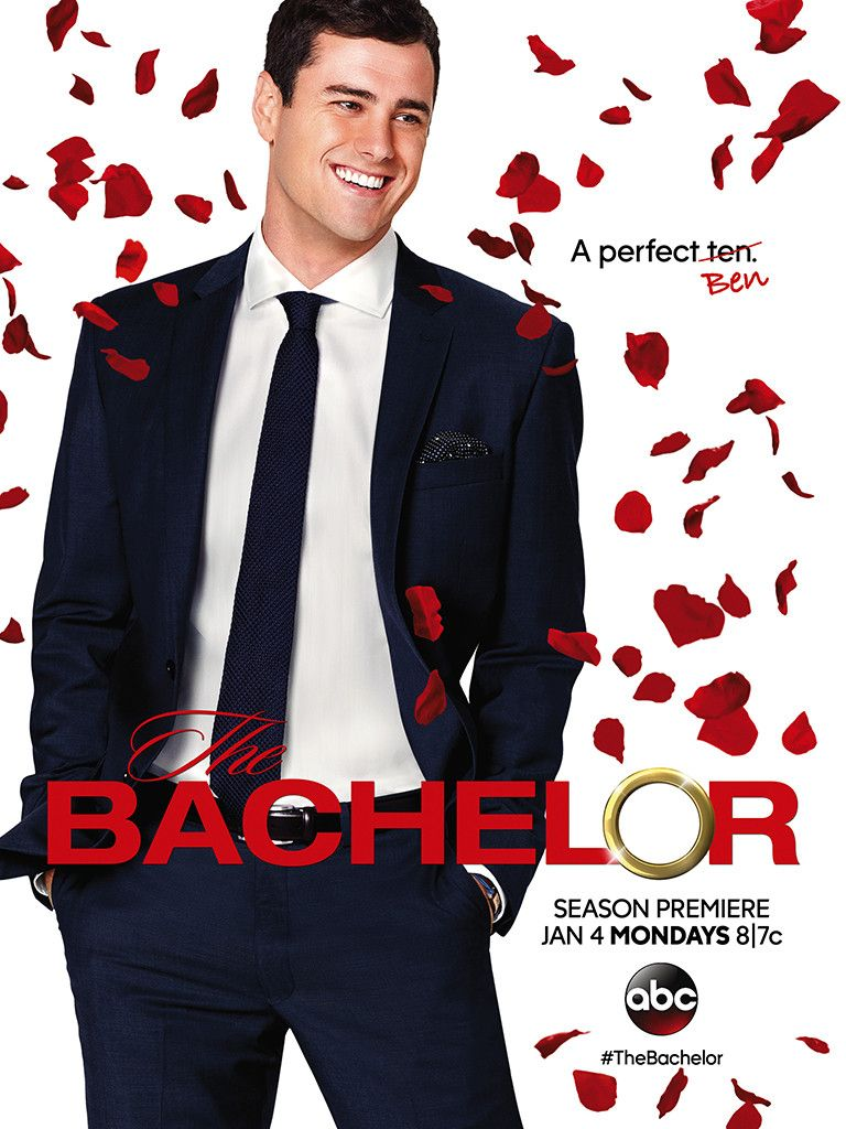 Ben Higgins Is Too Perfect In This New Bachelor Poster