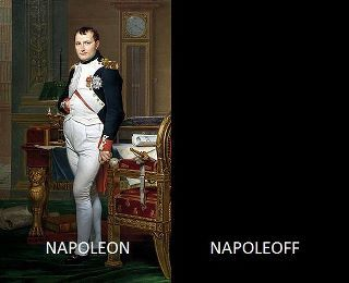 @thalia Napoleon ........ Napoleoff jajajajaja