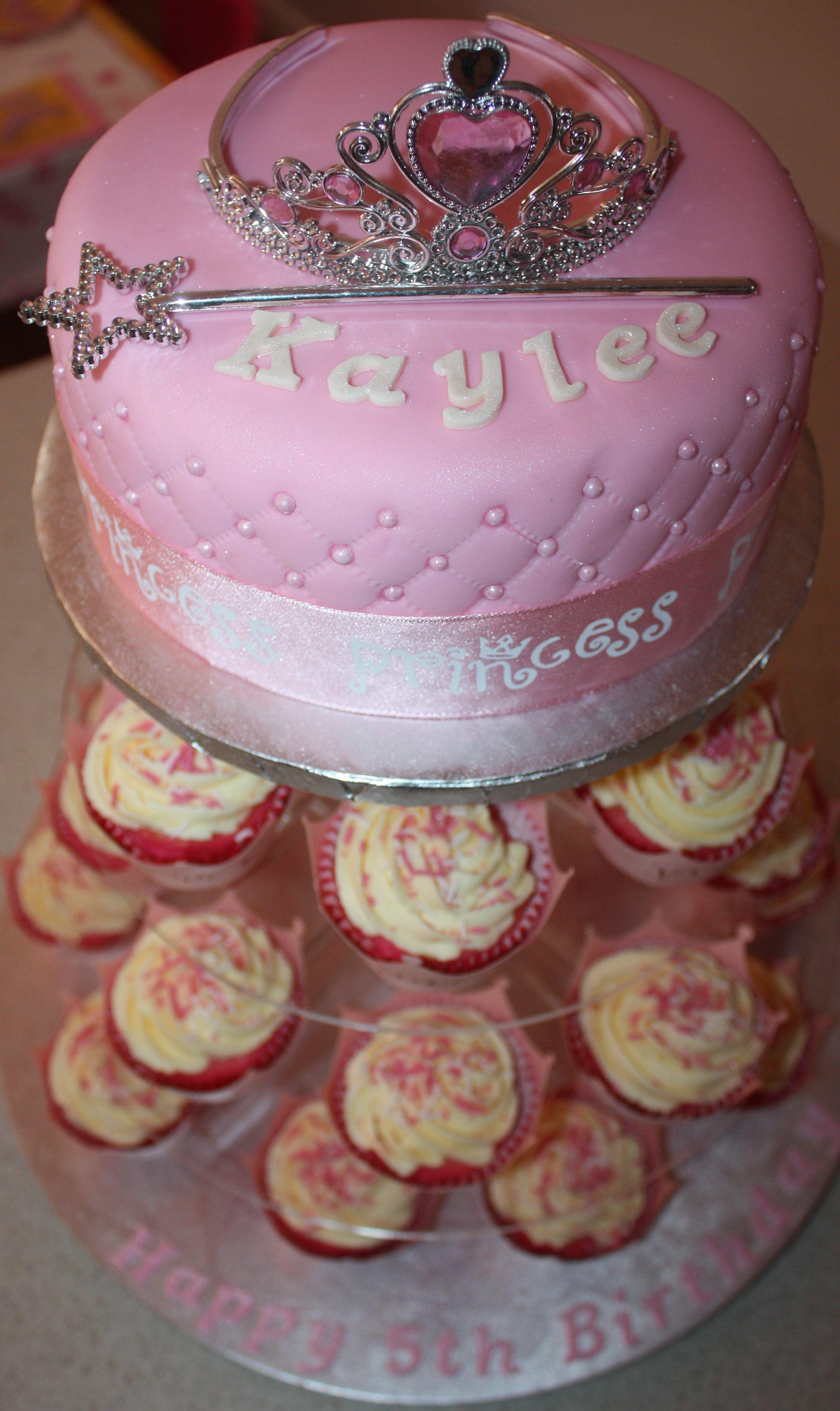 5th birthday cake cupcakes cupcake birthday cake